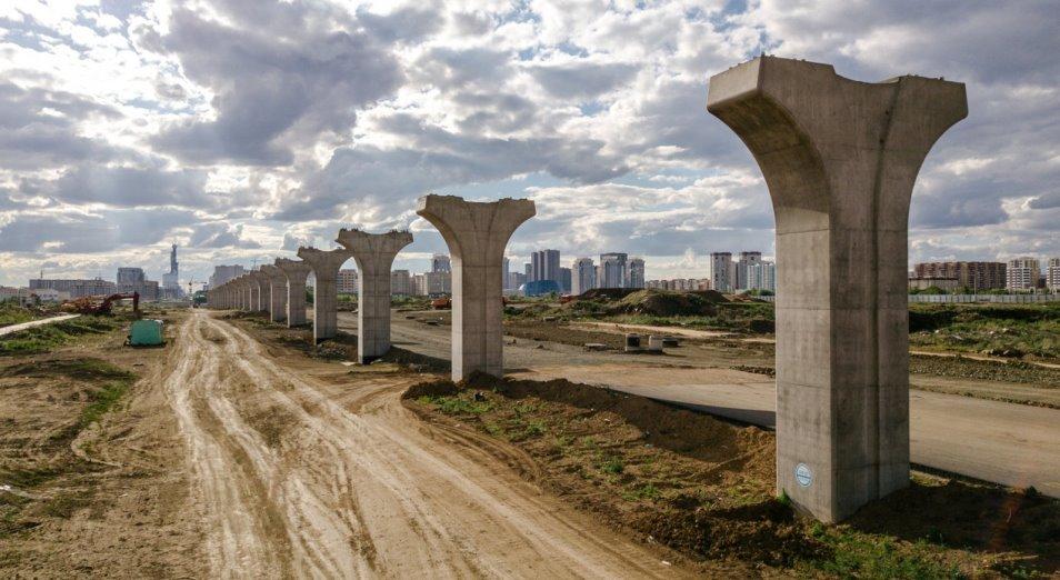 Акиматовская «дочка» идет занимать деньги за рубежом на достройку «Астана LRT»