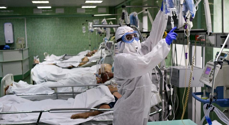 Коронавирус в Казахстане: больницы заполняются, страна в красной зоне
