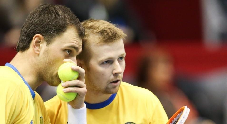 Недовесов и Голубев вышли в четвертьфиналы парных разрядов турниров ATP 250