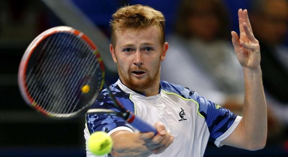 Голубев ворвался в ТОП-40 рейтинга парного разряда ATP