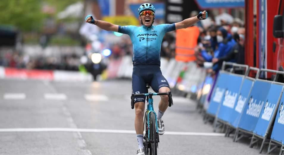 «Тур Страны Басков»: Аранбуру выигрывает второй этап