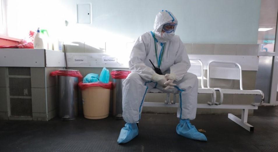 Казахстан в топе стран по приросту заражений коронавирусом