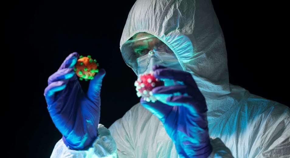 Новый штамм коронавируса появился в Казахстане