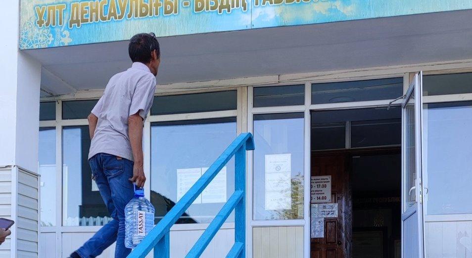 Почему в больницах Кызылорды нет воды