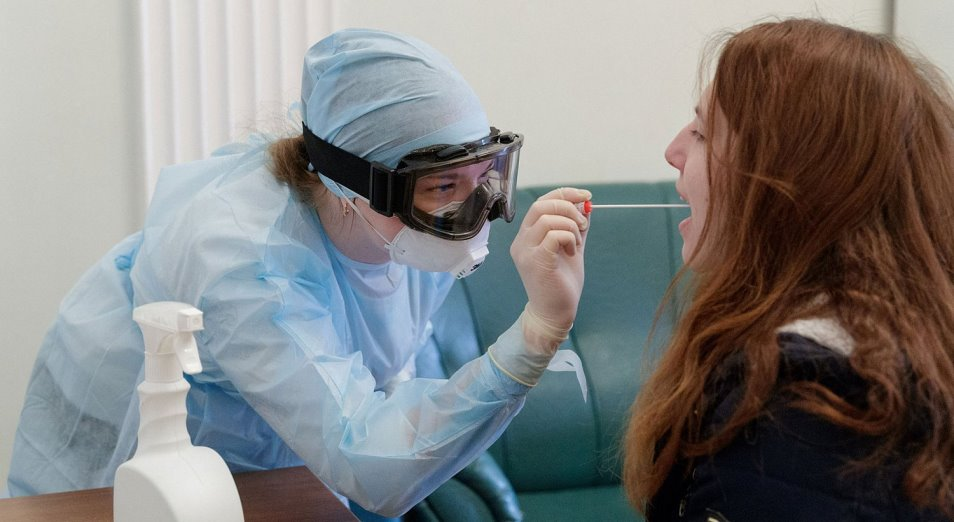 Коронавирус в Казахстане: свыше 5000 заболевших за сутки