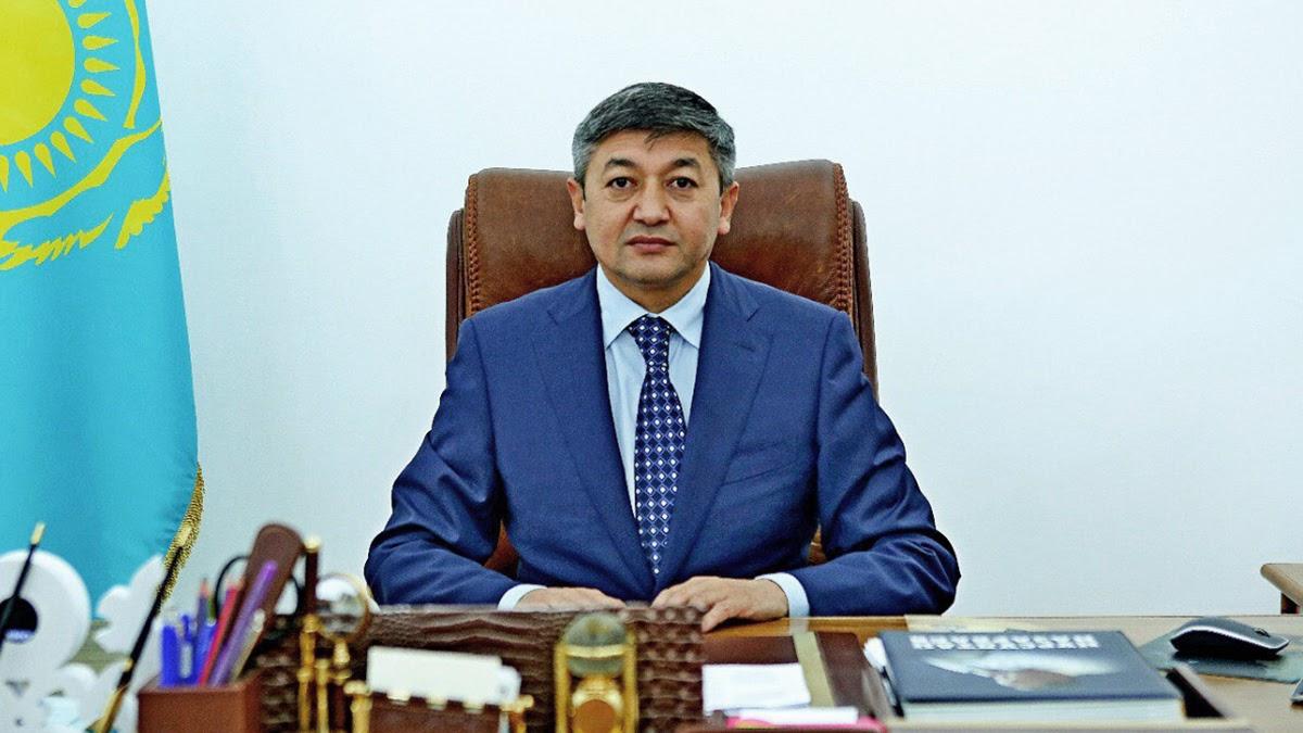 Акан Абдуалиев назначен на должность председателя комитета культуры министерства культуры и спорта РК