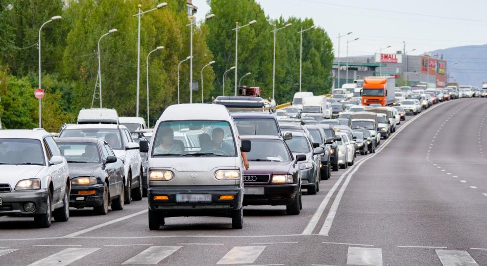 Казахстан вошел в рейтинг худших стран мира по перегруженности трафика