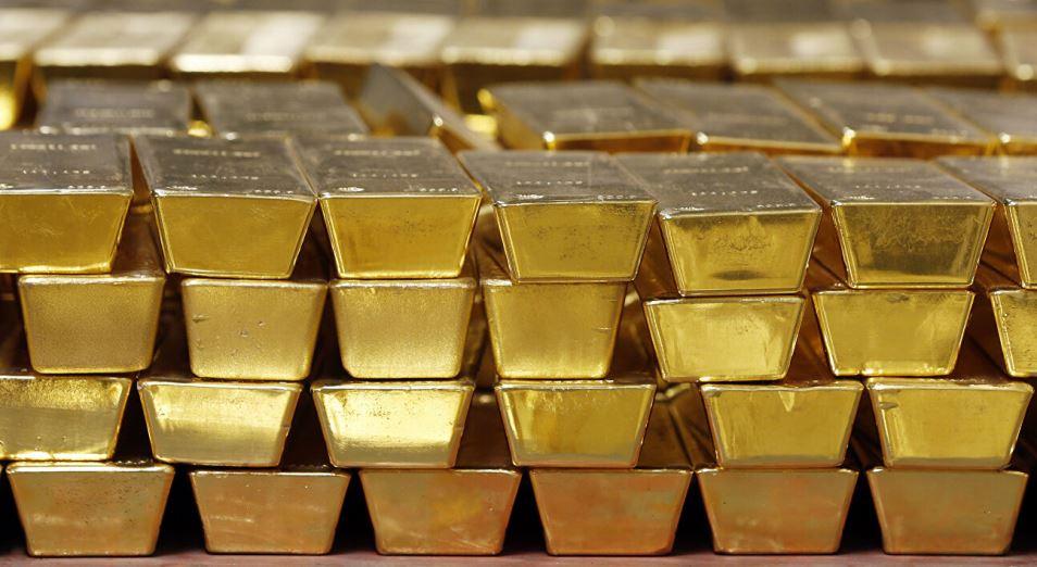 Нацбанк объяснил рекордное сокращение «золотого запаса» страны