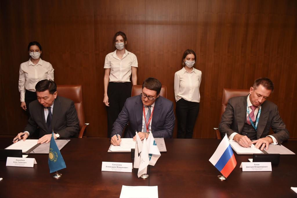 КМГ нашел потенциального партнера по проекту строительства газохимического комплекса