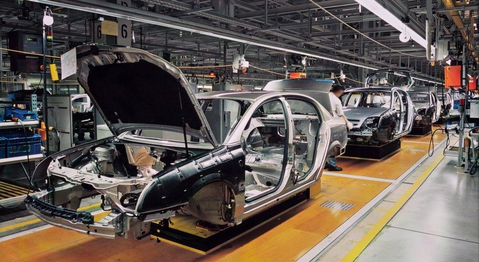 Казахстан оказался в самом конце рейтинга стран по производству авто