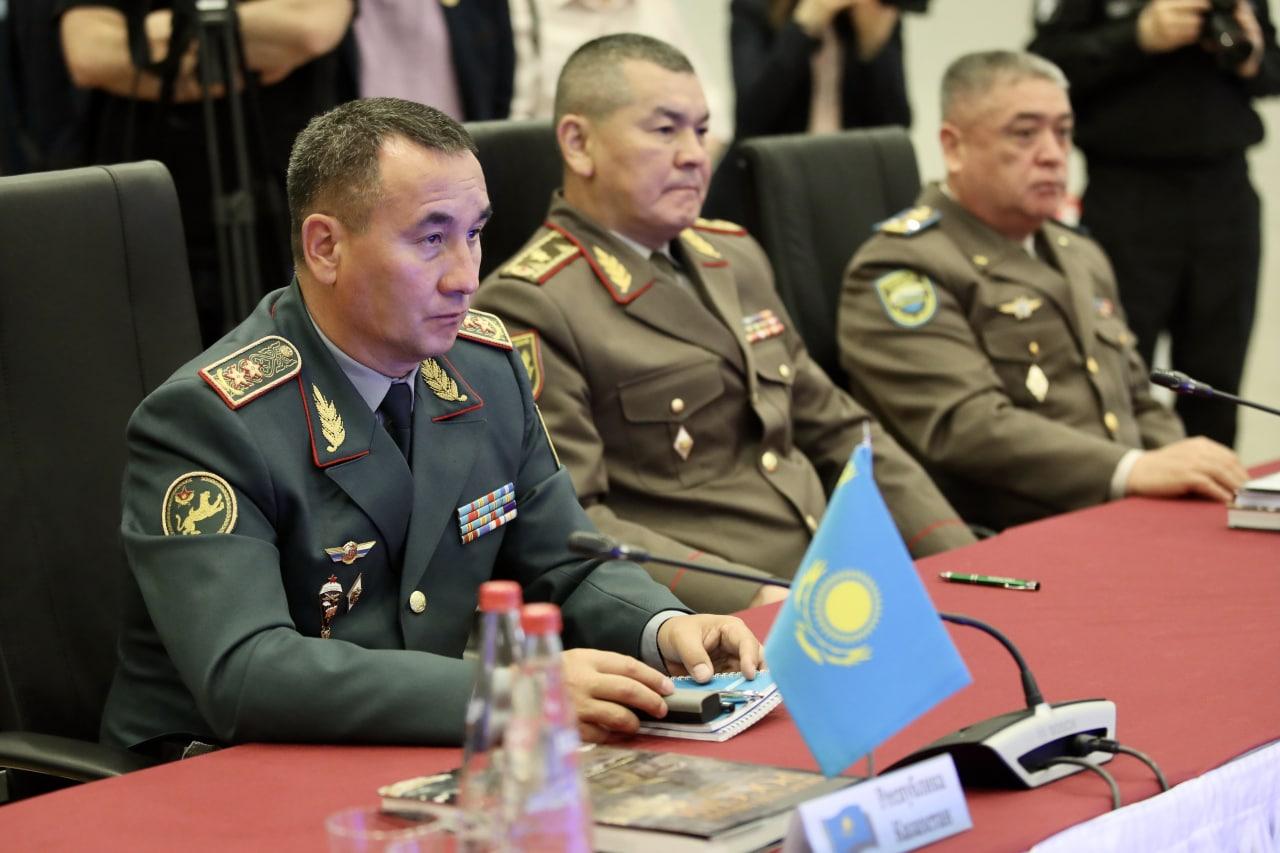 Что обсуждали начальники штабов Вооруженных сил стран СНГ