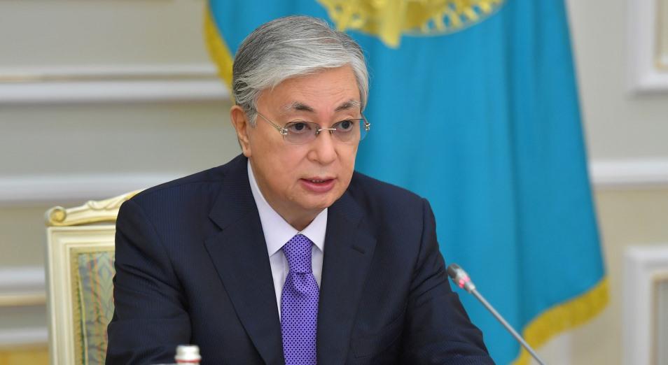 Со стороны государства и госкорпораций будет оказываться постоянная поддержка – Касым-Жомарт Токаев