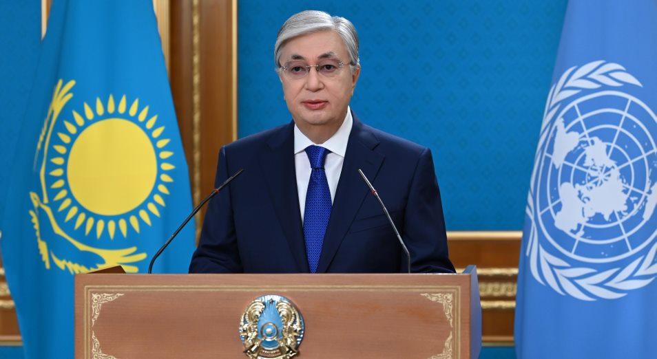 Токаев: Казахстан привержен экологизации и устойчивому развитию аграрного сектора
