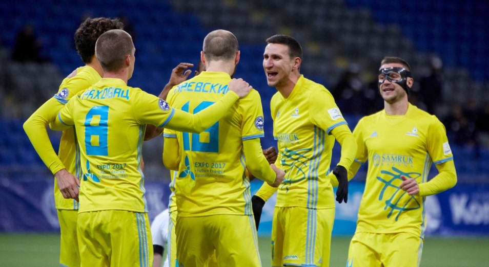 КПЛ: «Астана» возвращается на первую строчку