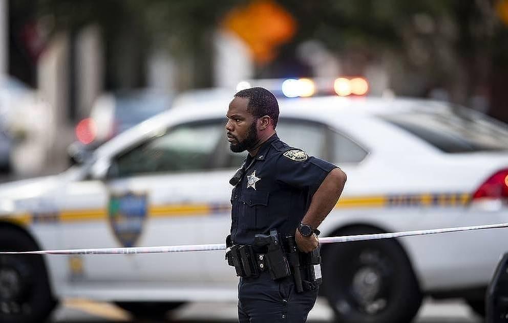 На месте гибели афроамериканца Джорджа Флойда произошла стрельба