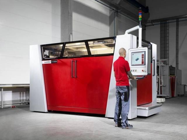 Первый созданный с помощью 3D-принтера жилой дом сдали в эксплуатацию в Германии