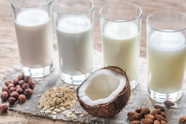 В России в марте вырос спрос на растительное молоко