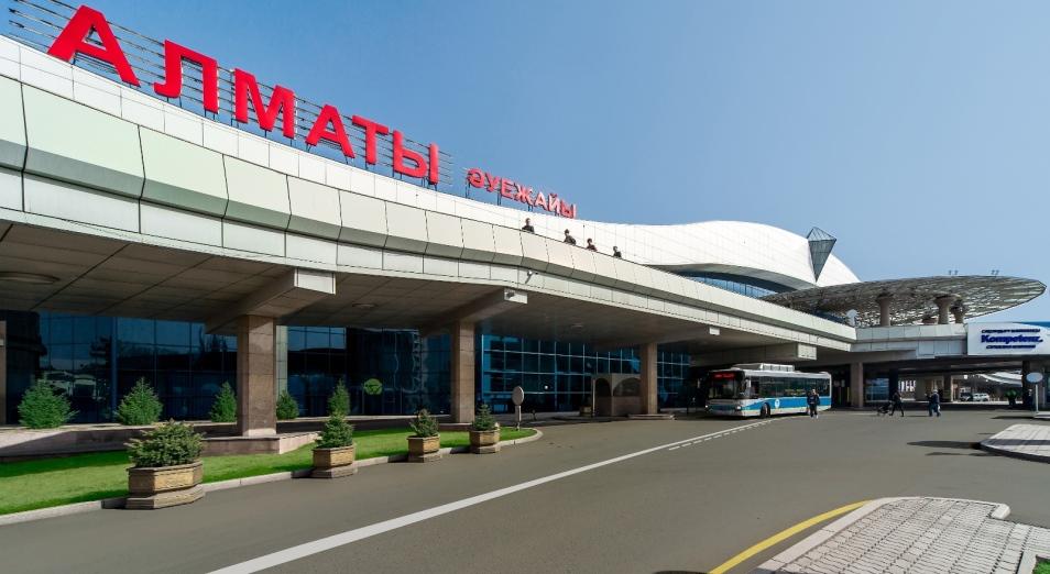 Аэропорт Алматы стал собственностью турецкой компании