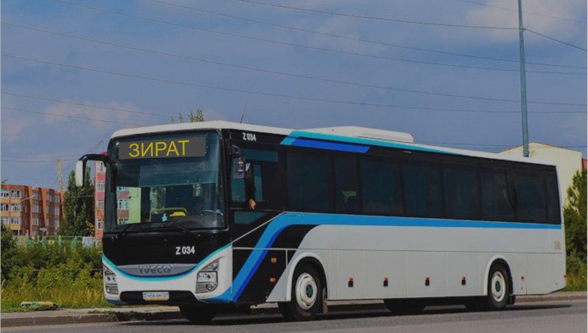 5 маусымнан бастап елордада жаңа автобус бағыты ашылады