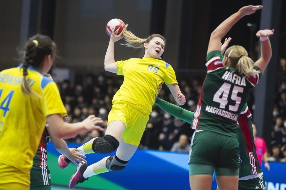 Казахстан выиграл второй матч на чемпионате Азии по гандболу