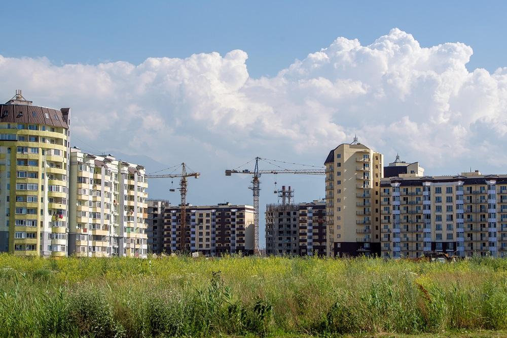 Биыл Ақтөбе облысында 1 млн шаршы метр тұрғын үй салынады