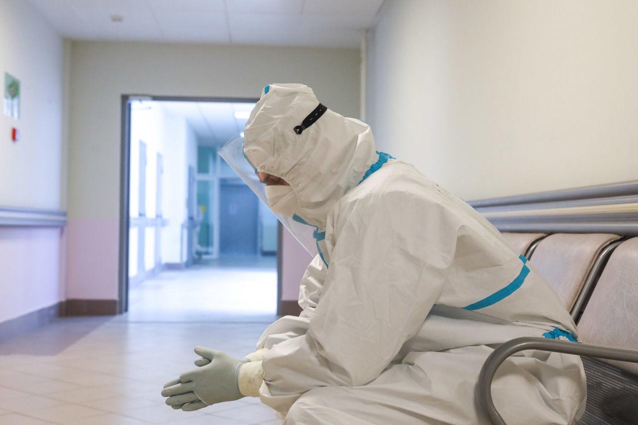 Берік Шәріптің қорғаушылары дәрігерлердің неге жаппай коронавирус жұқтырғанын анықтады