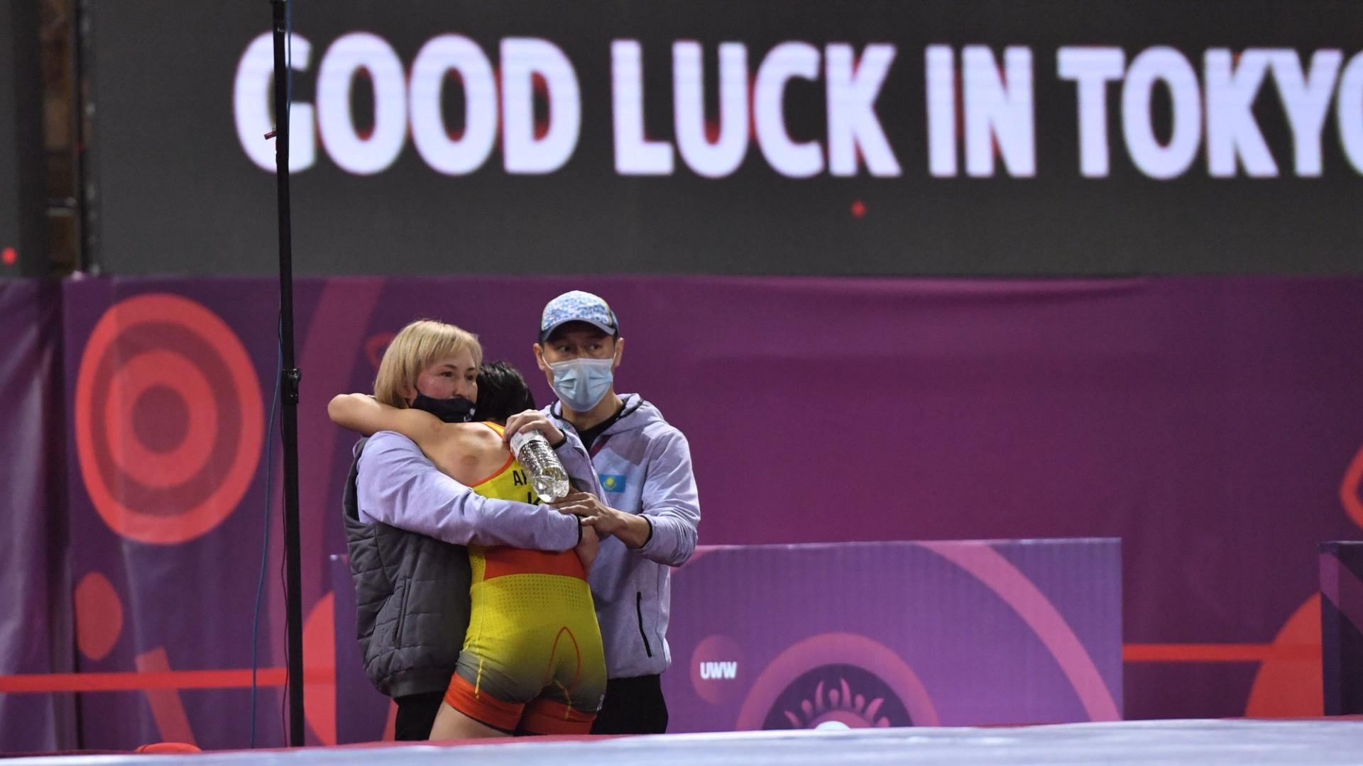 Татьяна Ахметова-Аманжол завоевала лицензию на Олимпийские игры в Токио