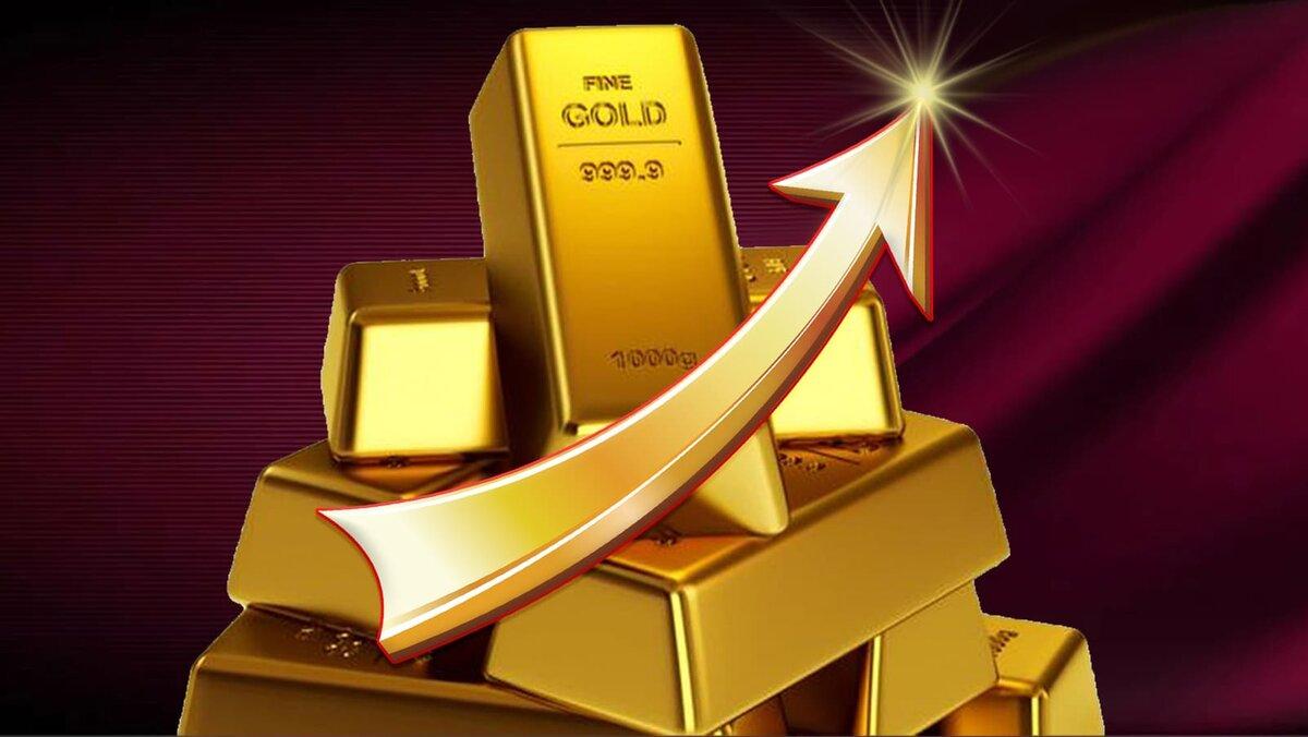 Золото подорожало до 3-месячного максимума на слабых данных по рынку труда США