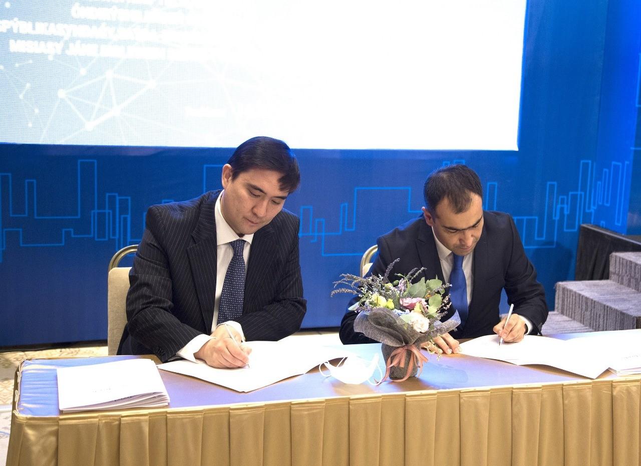 Өзбекстанда қазақстандық кәсіпкерлер 52 миллион доллардың келісімшартына қол қойды