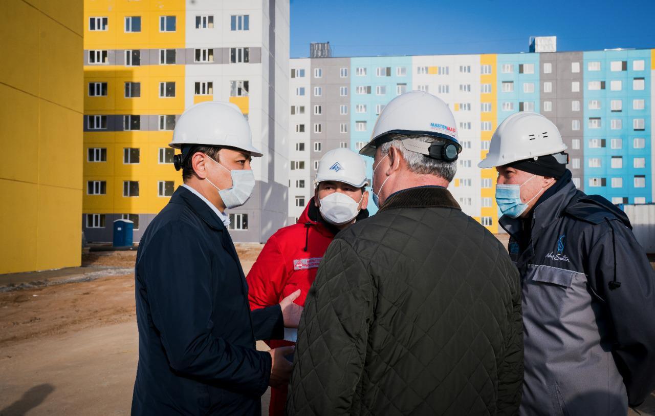 Сколько в Нур-Султане планируют построить льготных квартир в 2021 году