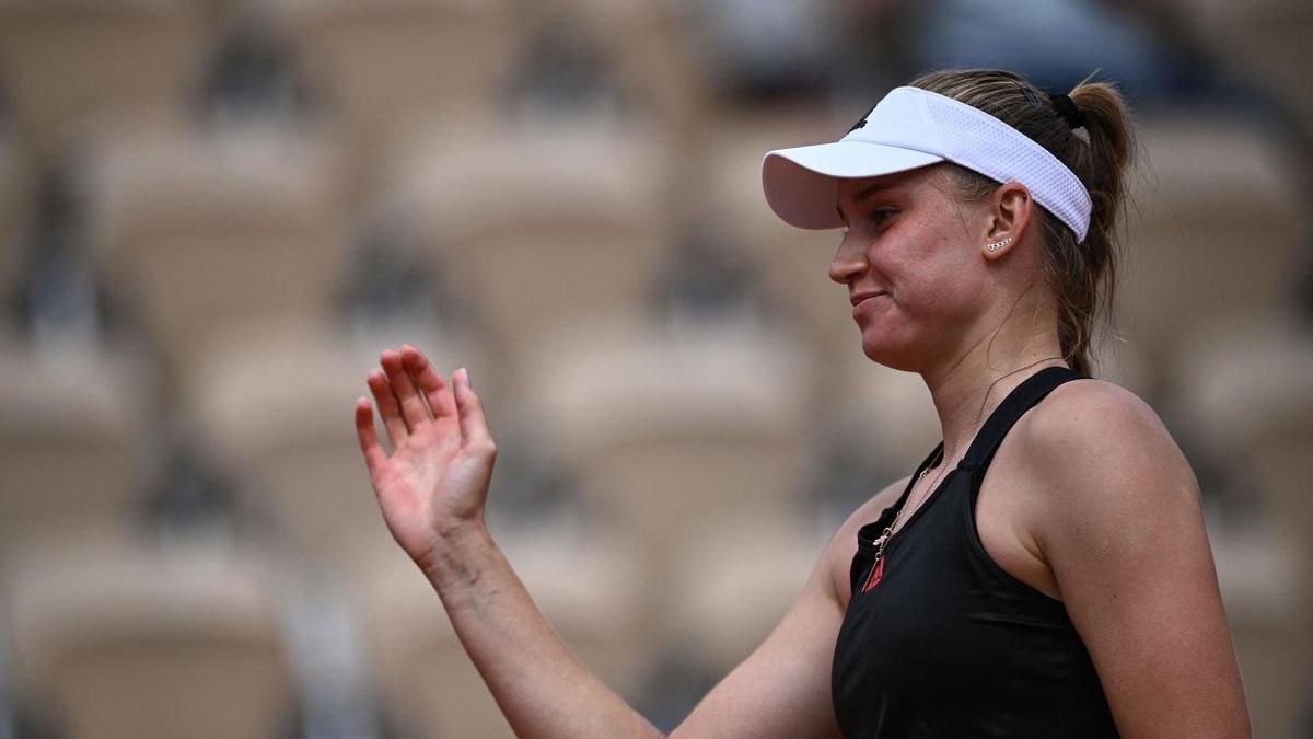 Елена Рыбакина «Үлкен Дулыға» турнирінің 23 дүркін чемпионын жеңді