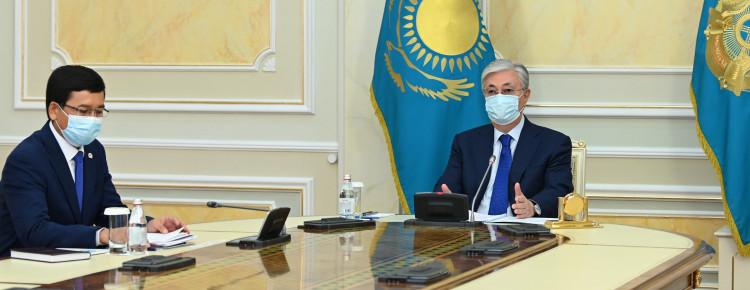 Что обсуждал Токаев с делегацией Университета Аризоны