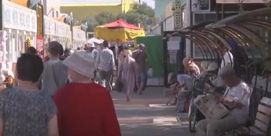 Базар әкімшісінің саудагерлерді вакцинаға міндеттеген аудиосы тарады