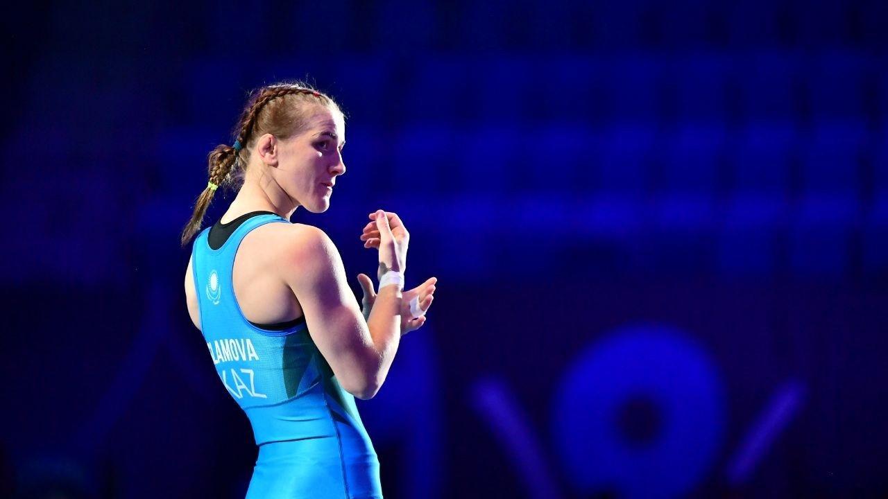 Казахстанка завоевала бронзу турнира в Польше