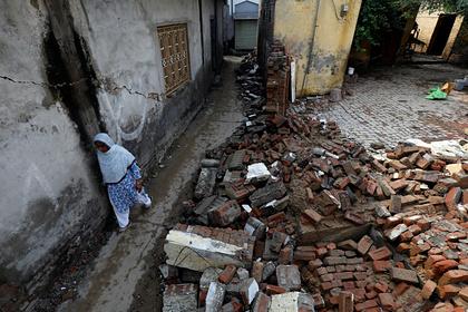 Пәкістанда жер сілкінісі салдарынан 15 адам қаза тапты