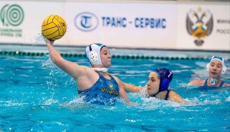 Суперфинал женской Мировой лиги по водному поло: Казахстан уступил в первом матче