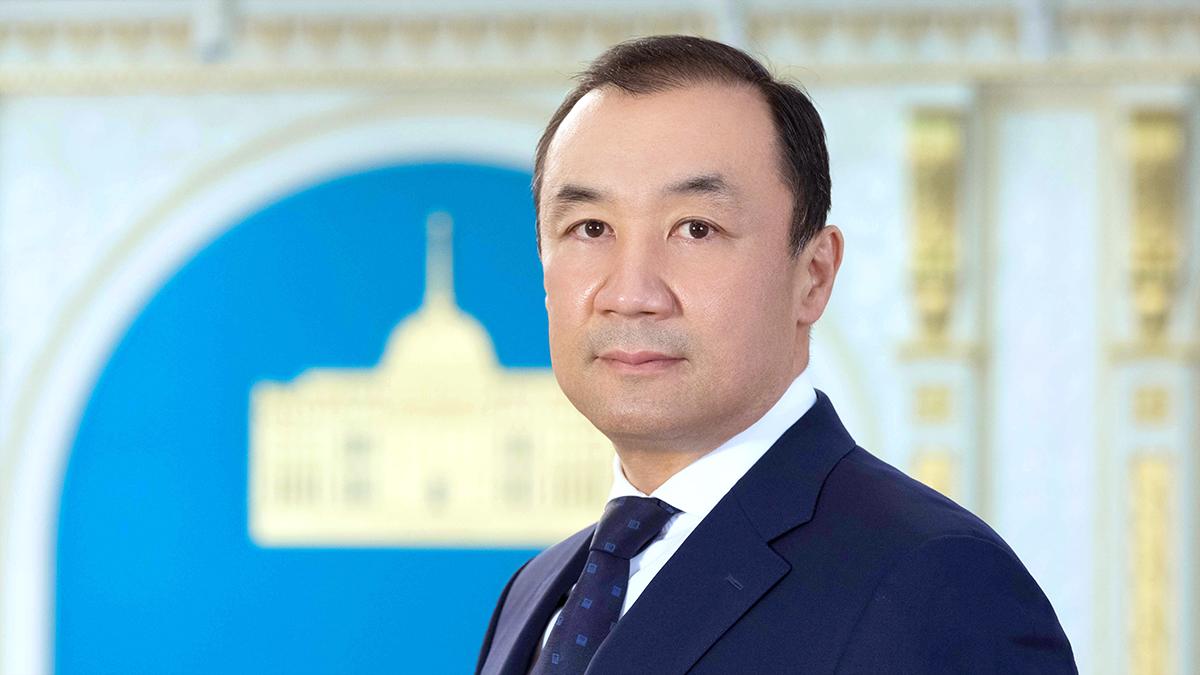 Нурлан Сауранбаев назначен председателем правления АО «НК «Қазақстан темір жолы»