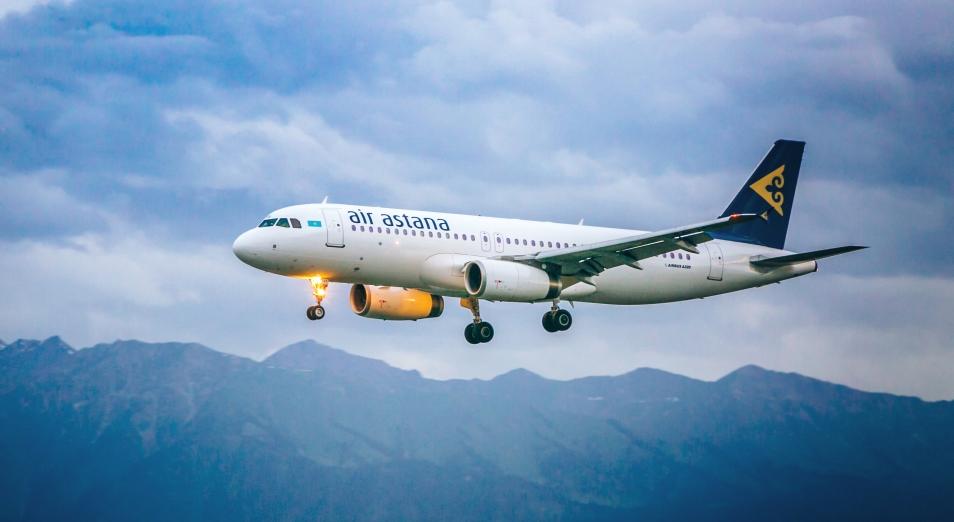 Air Astana сообщает о результатах первого полугодия и получении 5 звезд в рейтинге Skytrax COVID-19