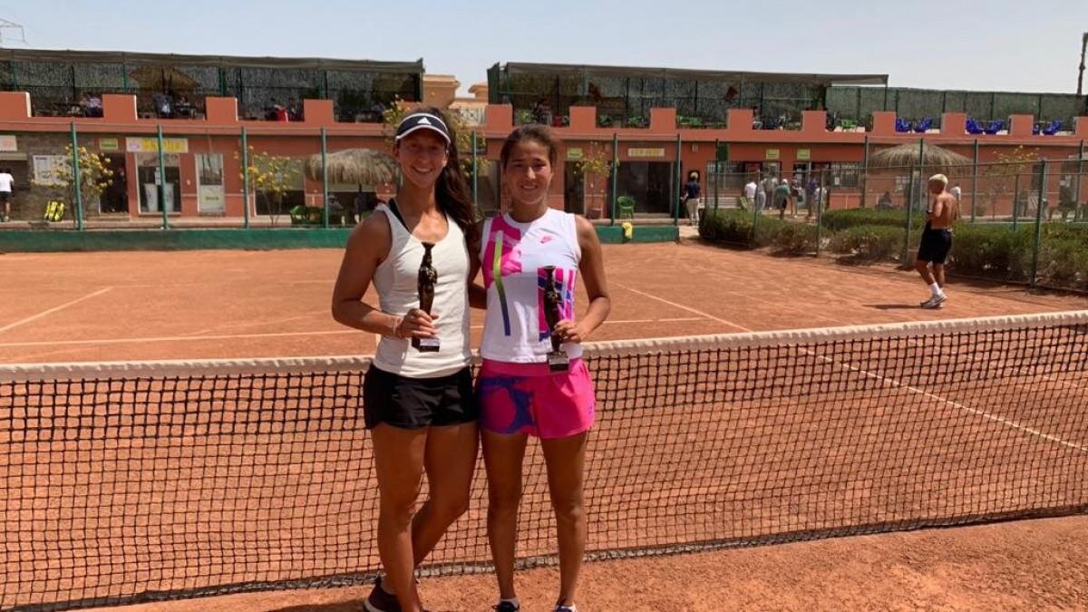 Казахстанская теннисистка выиграла турнир в Каире