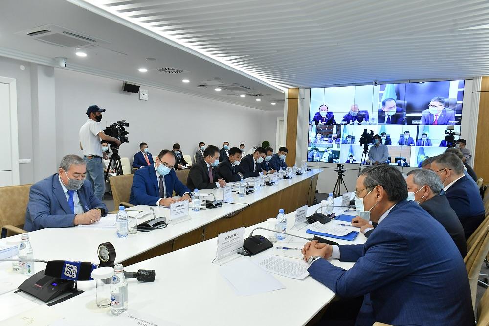 Вместо риса на юге Казахстана будут засевать менее водоемкие культуры