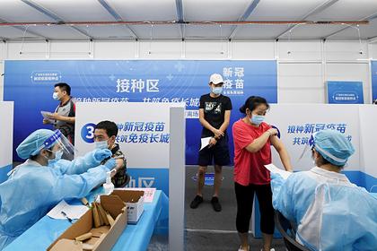 Қытайда миллиардтан астам адам вакцина ектірді