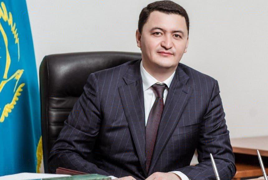 Камалжан Надыров назначен председателем правления Республиканского центра развития здравоохранения