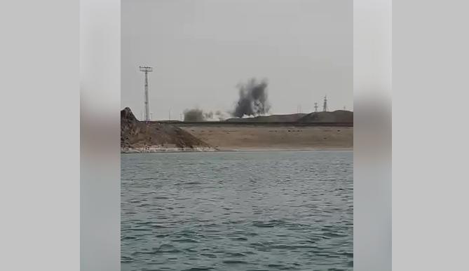 Акимат прокомментировал взрывы на Капшагае
