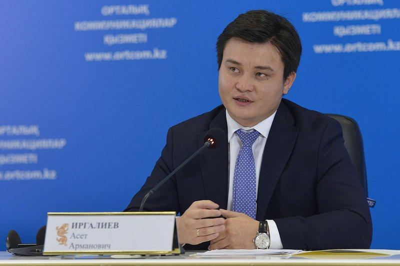 Долго не запрягал, сразу поехал – министр А. Иргалиев – о работе в должности главы МНЭ РК