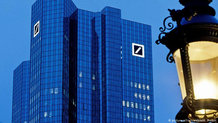 Названа чистая прибыль Deutsche Bank в I квартале