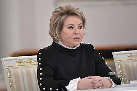 В Казахстане готовятся к визиту спикера Совета Федерации Валентины Матвиенко