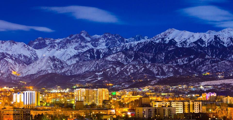 Алматы тауларында туристерге арналған 15 бекет салынады