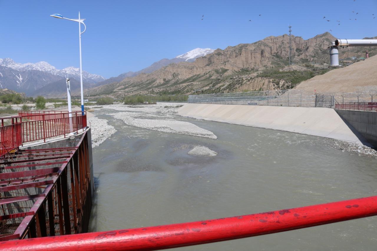 Казахстан и Китай могут построить водохранилище