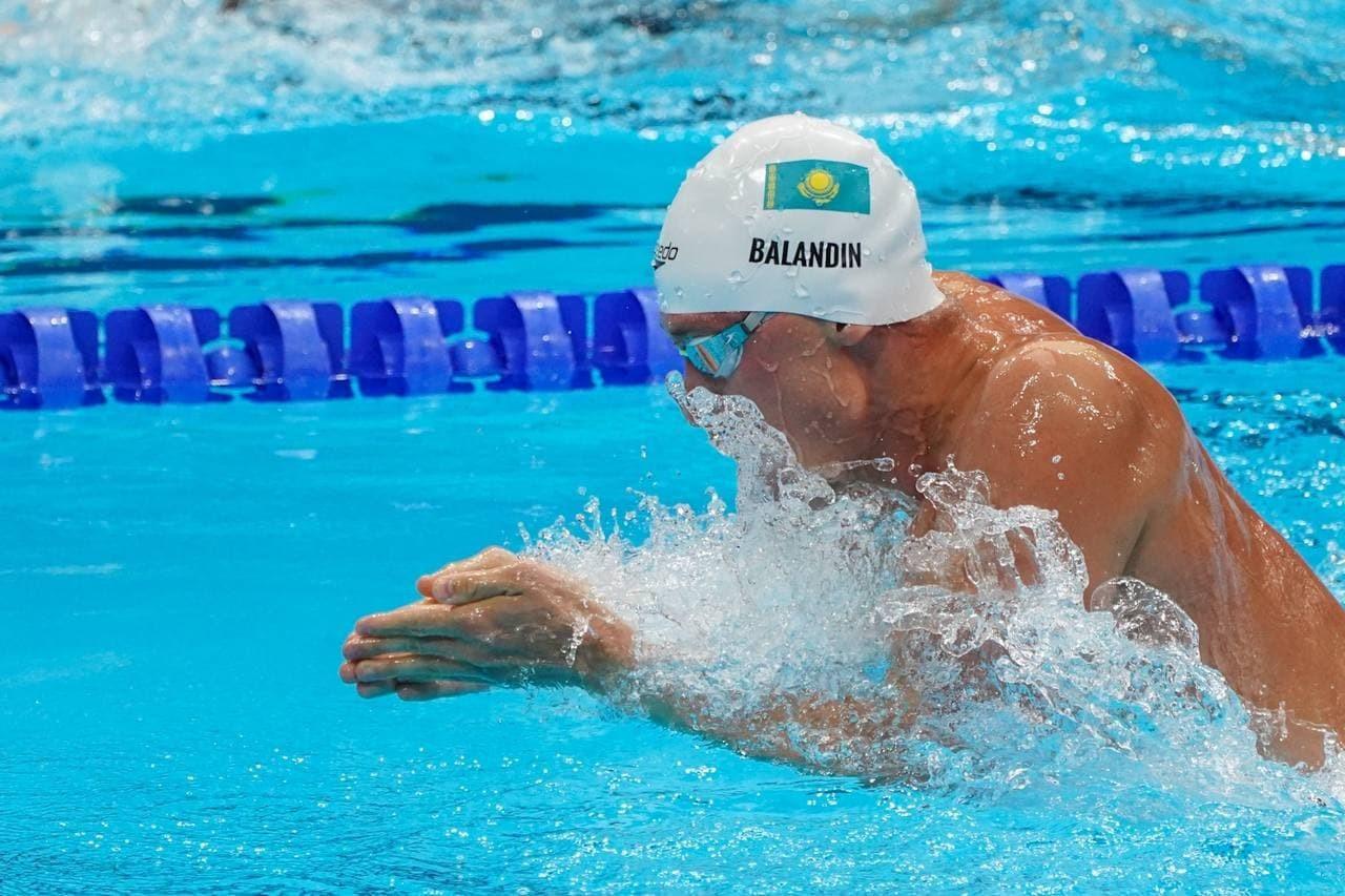 Дмитрий Баландин Олимпиада ойдындарының финалына шыға алмады