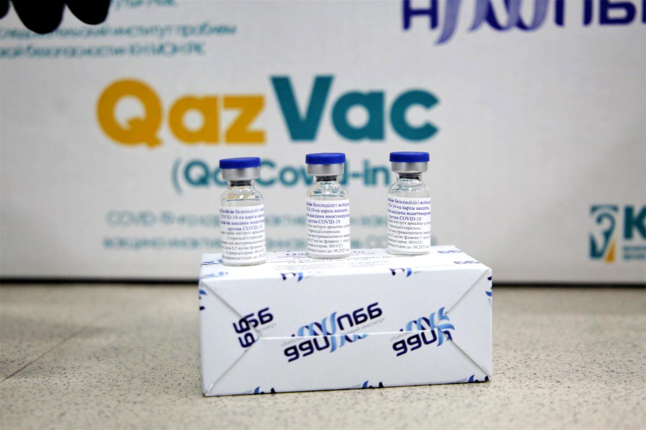 Норвегиялық басылымда QazVac вакцинасы туралы мақала жарияланды
